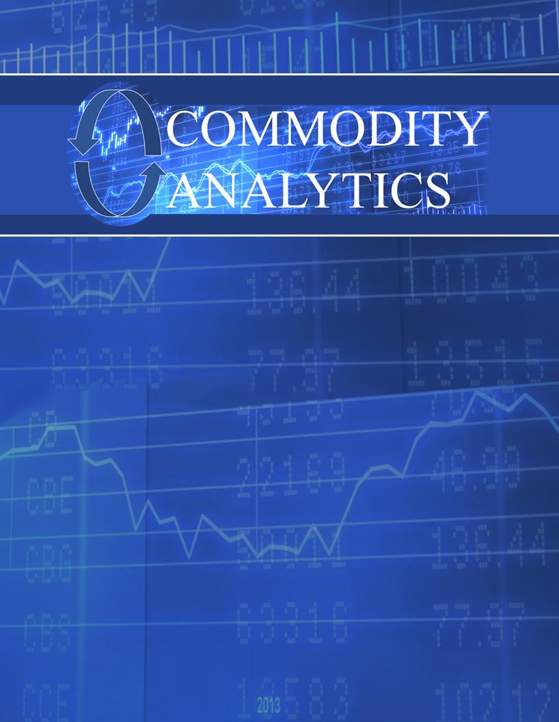 Commodity Analytics